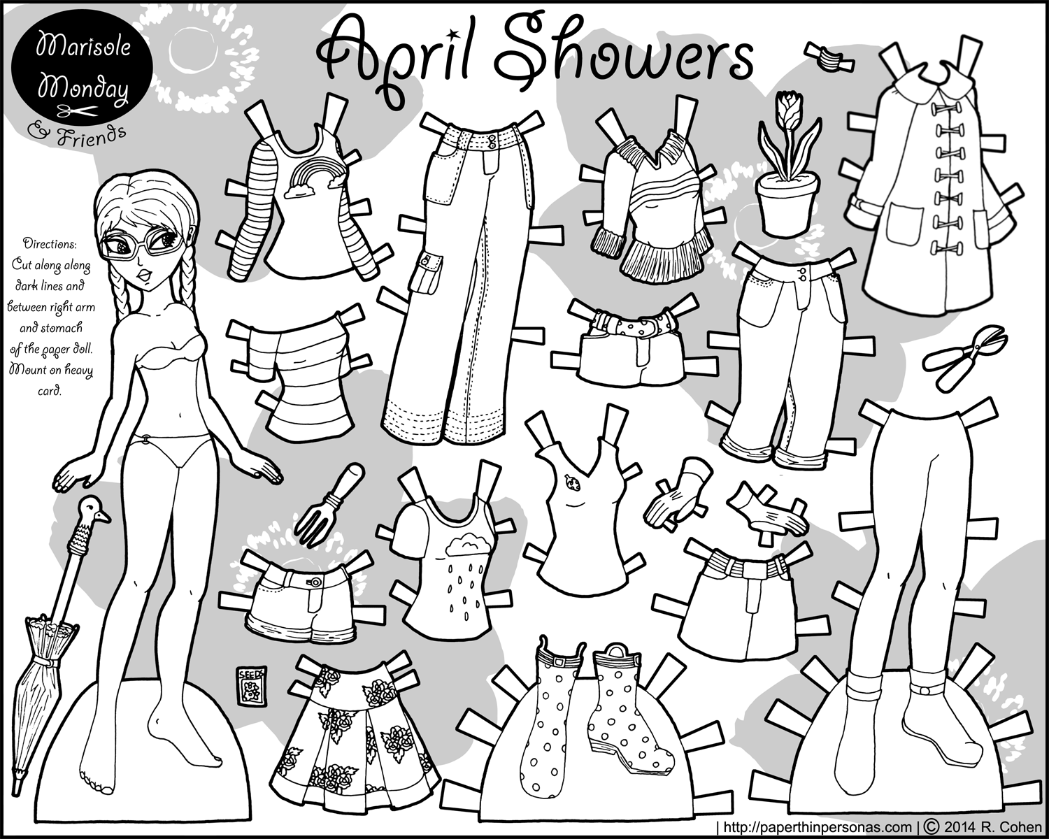 1000 images about marisole monday paper dolls on pinterest printable paper paper dolls and. Black Bedroom Furniture Sets. Home Design Ideas