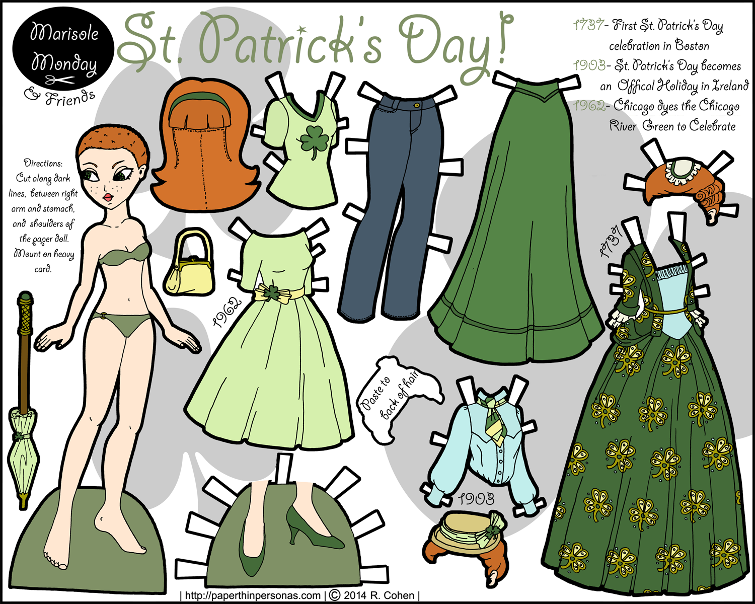 Fashion Paper Dolls Coloring Pages Pictures to pin on Pinterest