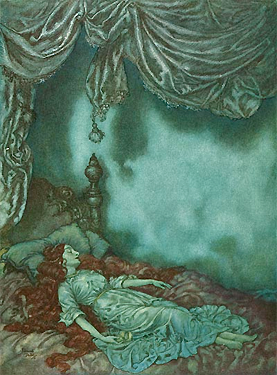 Edmund Dulac Children's Book Illustrator