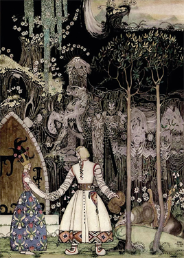 Kay Nielsen Children's Book Illustrator