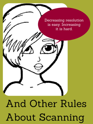 Rachel's Scanning Rules
