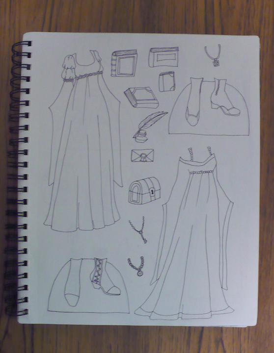 Marisole Fantasy Clothing