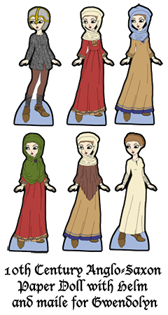 Link to free printable Marisole Monday paper doll