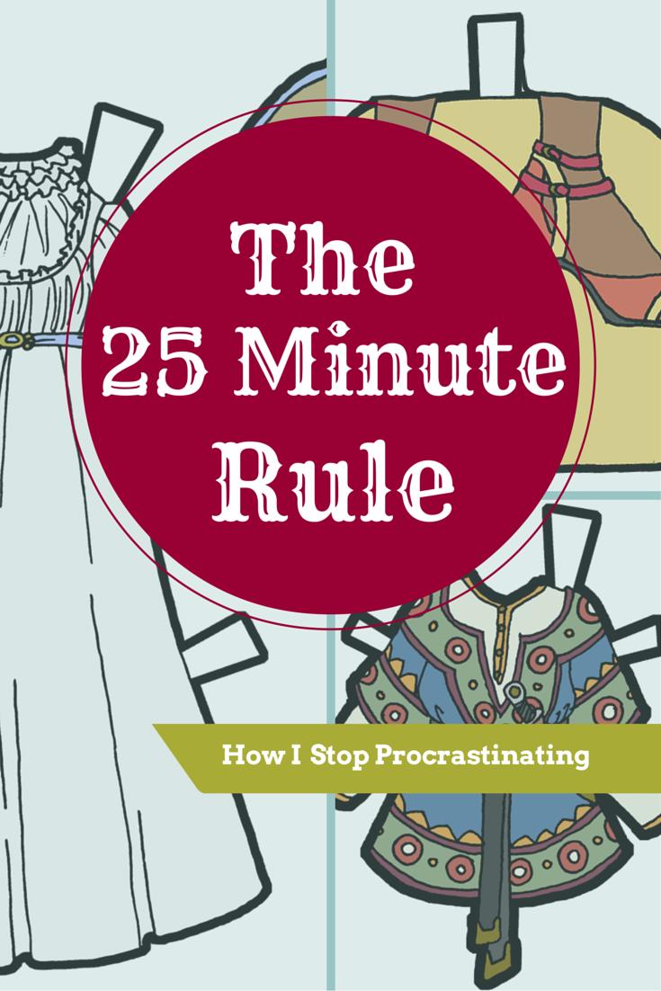 25-min-rule