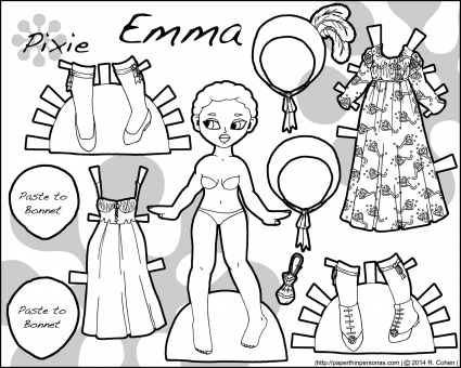 emma-regency-bw