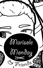 Marisole Monday & Friends Knight paper Doll for boys logo