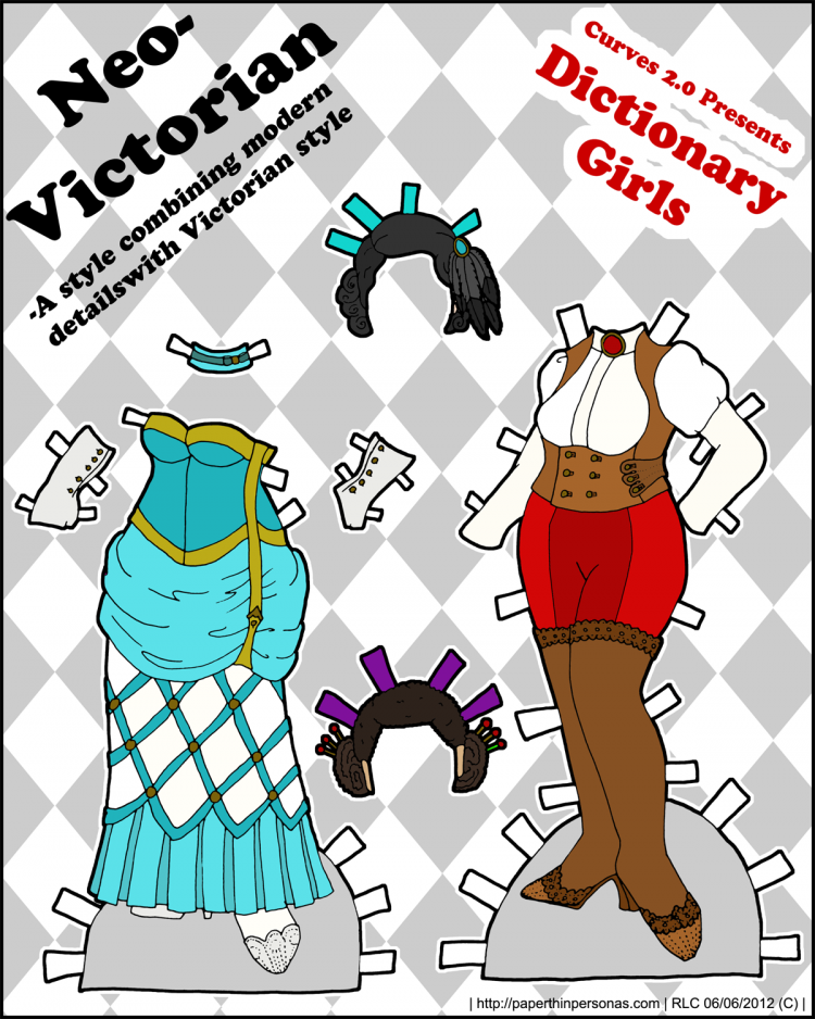 neovictorian-paper-doll-dictionary
