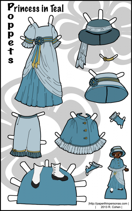 poppet-princess-in-teal-color