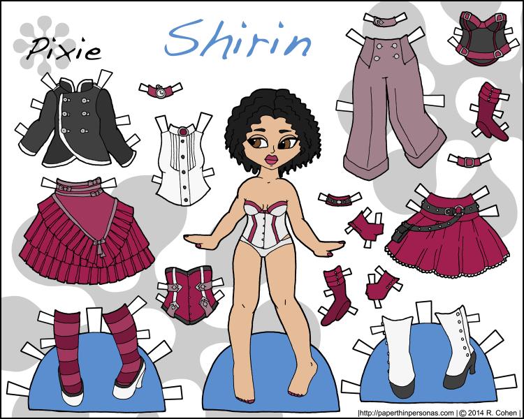 shirin-steampunk-paper-doll-doll